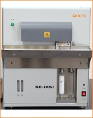 Automatic Infrared Sulfur Analyzer