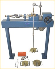 Direct Shear Test Set (Hand Operated)