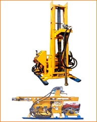 Drilling RIG Machine with SPT (Standard Penetration App)