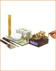 Liquid Limit Test Set (Hand Operated)
