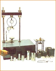 Unconfined Compression Machine (Electric)