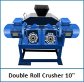 Double Roll Crusher 10