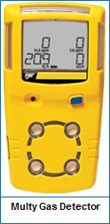 Multy Gas Detector