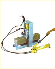 Hydraulic Concrete Beam Testing Machine 100 kN