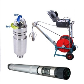 Deep Water Well & Borehole Inspection System
