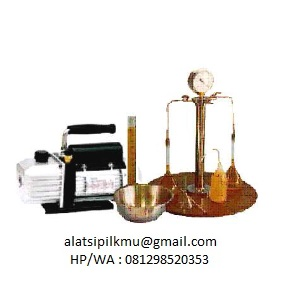 For determining specific gravity of soil sample